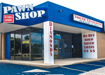 Charlotte pawn shop South Charlotte Jewelry & Loan