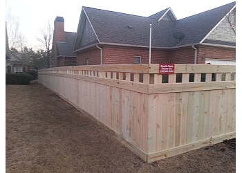 Birmingham fencing contractor South Gate Fence Company