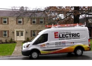 Pittsburgh electrician South Hills Electric, LLC