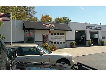 Louisville auto body shop South Louisville Paint & Body