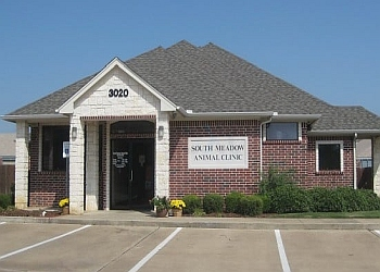 Fort Worth veterinary clinic South Meadow Animal Clinic