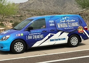 Phoenix window cleaner South Mountain Window Cleaning