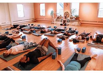 Newark yoga studio South Mountain Yoga