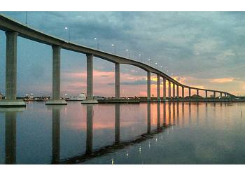 Chesapeake landmark South Norfolk Jordan Bridge