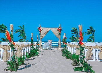 Brownsville wedding planner South Padre Beach Ceremony