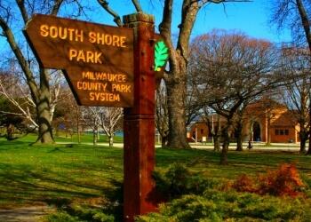 Milwaukee public park South Shore Park