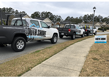 Savannah roofing contractor South Shore Roofing