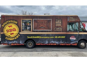 Pittsburgh food truck South Side BBQ Company
