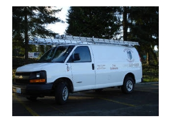 Tacoma chimney sweep South Sound Sweeps Inc.