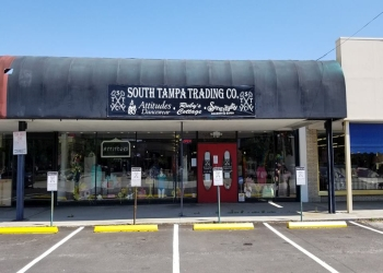 Tampa gift shop South Tampa Trading Co.