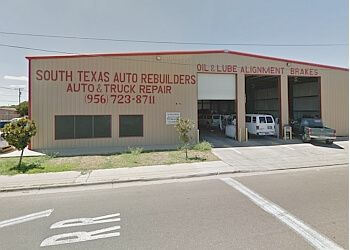 Laredo car repair shop South Texas Auto Rebuilders