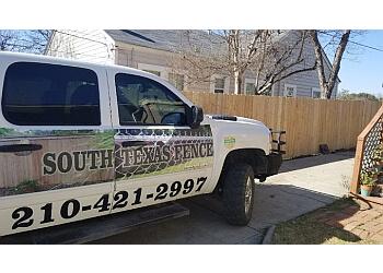San Antonio fencing contractor South Texas Fence Co.