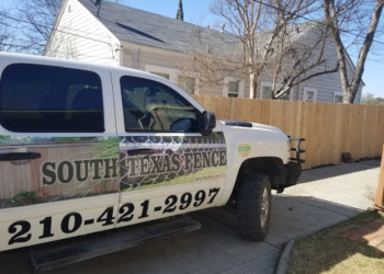 San Antonio fencing contractor South Texas Fence Co.