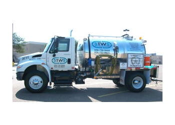 Laredo septic tank service South Texas Waste Systems