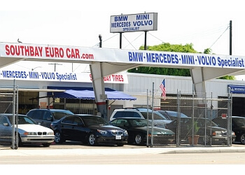 Torrance car repair shop Southbay Euro Car