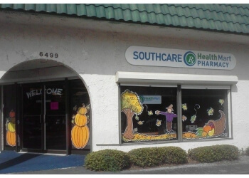 St Petersburg pharmacy Southcare Pharmacy