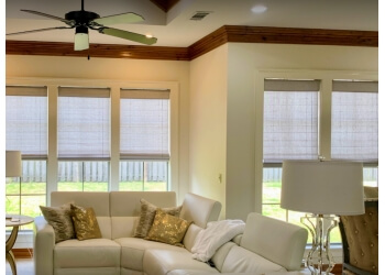 Baton Rouge window treatment store Southern Blinds & Shutters