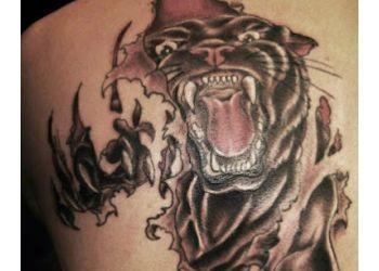Garland tattoo shop Southern Blues Tattoos & Piercings