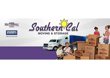 Corona moving company Southern Cal Moving & Storage