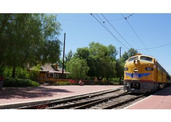 Moreno Valley places to see Southern California Railway Museum