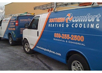 Lexington hvac service Southern Comfort Heating & Cooling