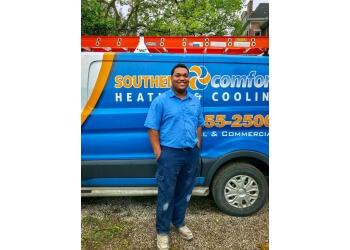Lexington hvac service Southern Comfort Heating & Cooling