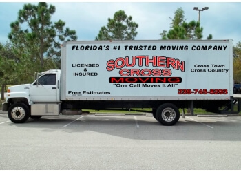 Cape Coral moving company Southern Cross Moving