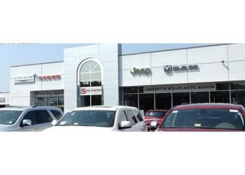 Norfolk car dealership Southern Dodge-Chrysler-Jeep-Ram - Norfolk Airport