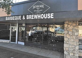 Santa Clarita barbecue restaurant Southern Smoke BBQ & Brewhouse