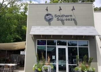 Chattanooga juice bar Southern Sqweeze