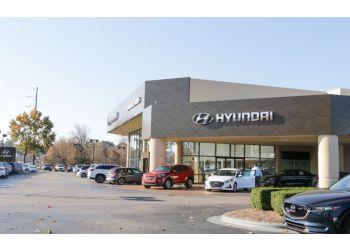 Raleigh car dealership Southern States Hyundai of Raleigh