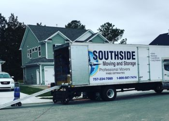 Norfolk moving company Southside Moving & Storage