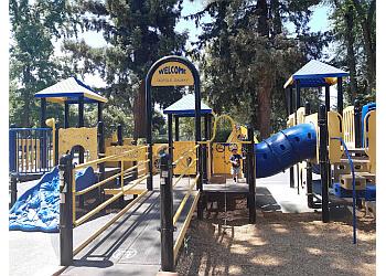 Sacramento public park Southside Park