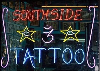 Austin tattoo shop Southside Tattoo