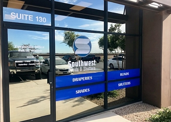 Mesa window treatment store Southwest Blinds and Shutters