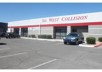 Tempe auto body shop Southwest Collision And Car Care