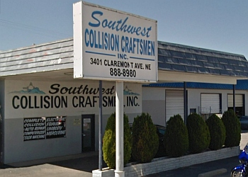 Albuquerque auto body shop Southwest Collision Craftsmen, Inc.