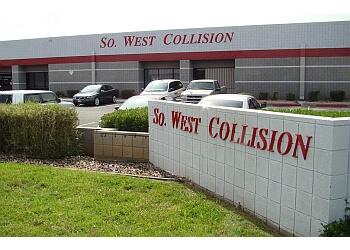 Tempe auto body shop Southwest Collision and Car Care center