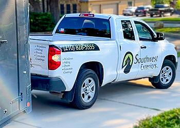 San Antonio window company Southwest Exteriors