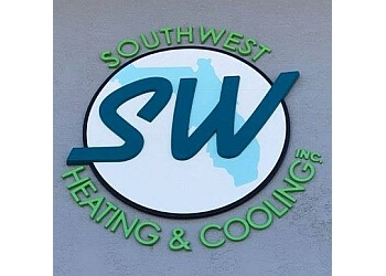 Cape Coral hvac service Southwest Heating & Cooling, Inc.