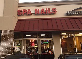 Memphis nail salon Spa Nails