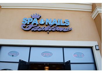 San Bernardino nail salon Spa & Nails Fashions