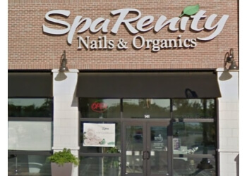 Wichita nail salon SpaRenity Nails & Organics