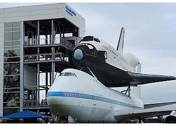 Houston places to see Space Center Houston