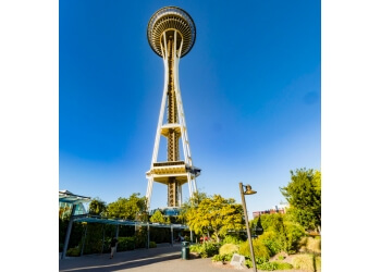 Seattle landmark Space Needle