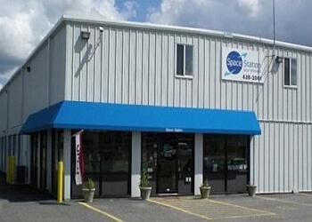 Providence storage unit Space Station Self Storage