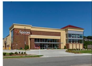 Little Rock storage unit Spaces Storage at Riverdale