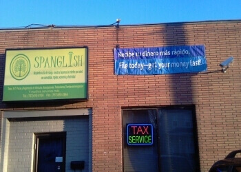 Norfolk tax service Spanglish LLC