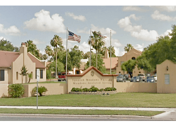 Brownsville assisted living facility Spanish Meadows