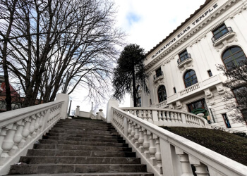 Tacoma landmark Spanish Steps
